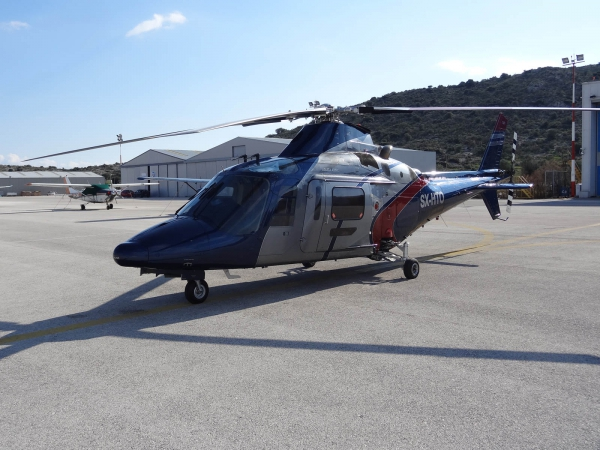 Helicopter Charter Agusta A109C