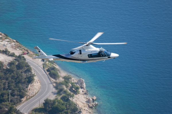 Helicopter Charter Agusta A109 Power Elite